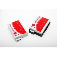Batterie Photo - Optique 2 x batteries LPE-8. LPE8 pour CANON - MP EXTRA