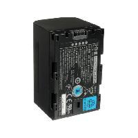 Batterie Photo - Optique Batterie camescope longue duree - 37Wh - 4900 mAh - SSL-JVC50