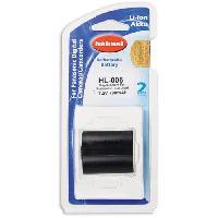 Batterie Photo - Optique HAHNEL HL006 Batterie li-ion conçue pour les appareils photo numériques Panasonic utilisant une batterie CGA-S006