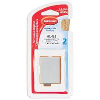 Batterie Photo - Optique HAHNEL HLE5 Batterie li-ion conçue pour les appareils photo numériques Canon utilisant une batterie LP-E5