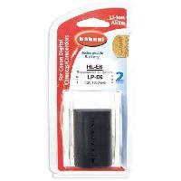 Batterie Photo - Optique HAHNEL HLE6 Batterie li-ion conçue pour les appareils photo numériques Canon utilisant une batterie LP-E6