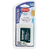 Batterie Photo - Optique HAHNEL HLPLC12 Batterie li-ion conçue pour les appareils photo numériques Panasonic utilisant une batterie DMW-BLC12/12E
