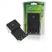 Batterie Photo - Optique HQ-CH02E Chargeur de batterie AA AAA NiMH