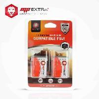 Batterie Photo - Optique MP-NP-85 Pack de 2 batteries NP85 pour FUJI