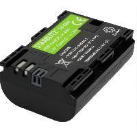 Batterie Photo - Optique STARBLITZ SB-E6N Batterie compatible Canon