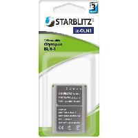 Batterie Photo - Optique STARBLITZ SB-OLN1 Batterie compatible Olympus