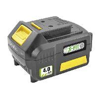 Batterie Pour Machine Outil FARTOOLS X-FIT -  XF-BAT-40 BATTERIE 18V. 4.0AH -  216016