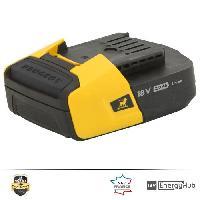 Batterie Pour Machine Outil PEUGEOT Batterie 2.0 Ah - Energyhub- 18V20 -18V - Lithium-Ion - Peugeot Outillage