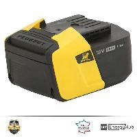 Batterie Pour Machine Outil PEUGEOT Batterie 5.0 Ah - Energyhub - 18V50  - 18 V - Lithium-Ion Peugeot Outillage