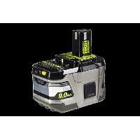 Batterie Pour Machine Outil RYOBI 1 batterie lithium+ 18 Volts - 9.0 Ah