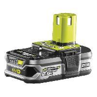 Batterie Pour Machine Outil RYOBI Batterie Lithium-Ion - 18V 2.5Ah