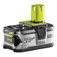 Batterie Pour Machine Outil RYOBI Batterie avec indicateur niveau de charge - 18V 4.0Ah