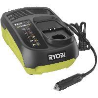 Batterie Pour Machine Outil RYOBI Chargeur compatible prise allume-cigare 12 Volts