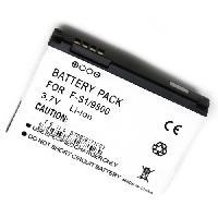 Batterie Telephone Batterie haute capacite 1300 mAh - FS1 - BlackBerry Torch 9800 - ADNAuto