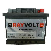 Batterie Vehicule Batterie auto RAYVOLT RV1B 44AH 440A
