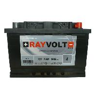 Batterie Vehicule Batterie auto RAYVOLT RV3 70AH 640A
