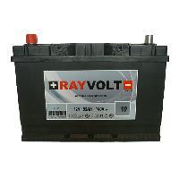 Batterie Vehicule Batterie auto RAYVOLT RV37 95AH 740A