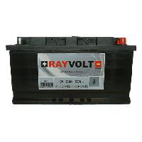 Batterie Vehicule Batterie auto RAYVOLT RV5 90AH 720A
