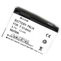 Batterie haute capacite 1300 mAh - FS1 - BlackBerry Torch 9800 Generique