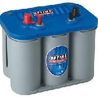 Batteries Batterie Optima Bluetop DC 4.2 - ADNAuto