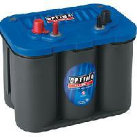 Batteries Batterie Optima Bluetop SLI 4.2 - ADNAuto