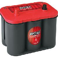 Batteries Batterie Optima Redtop RT S 4.2