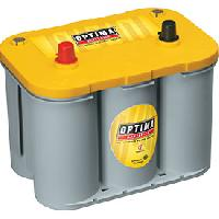 Batteries Batterie Optima Yellowtop YT S 4.2 - ADNAuto
