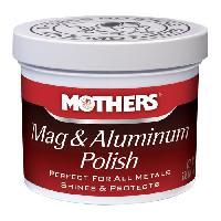 Baume - Embellisseur - Polish - Cire - Lustreur MOTHERS Polish Mag & aluminium - 142 g - 147 ml - Generique