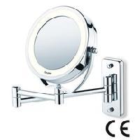 Beaute - Bien-etre BEURER BS 59 Miroir cosmétique éclairé mural