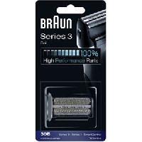 Beaute - Bien-etre Grille de rechange pour les rasoirs electriques - BRAUN 30B SmartControl