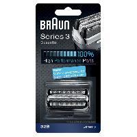 Beaute - Bien-etre Piece de rechange pour les rasoirs electriques a grille Series 3 - BRAUN 32s