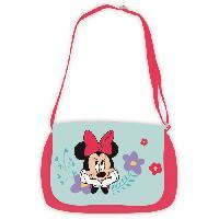 Besace - Sac Reporter Jemini Disney Minnie sac besace en peluche h.22 x l.30 cm pour enfant