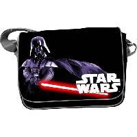 Besace - Sac Reporter STAR WARS Sac Besace - Darth Vader - Noir