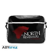 Besace - Sac Reporter Sac Besace Games Of Thrones - The North Remembers - ABYstyle