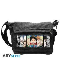 Besace - Sac Reporter Sac Besace One Piece - Groupe Grand Format - ABYstyle