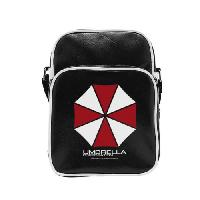 Besace - Sac Reporter Sac Besace Resident Evil - Umbrella Corp - Vinyle Petit Format - ABYstyle
