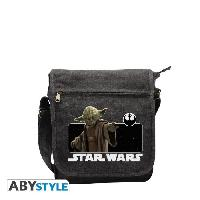 Besace - Sac Reporter Sac Besace Star Wars - Yoda Petit Format - ABYstyle
