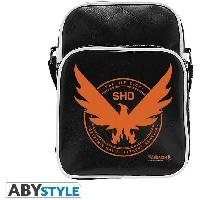 Besace - Sac Reporter Sac Besace The Division - Embleme - Vinyle Petit - ABYstyle