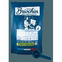 Bicarbonate De Soude JACQUES BRIOCHIN Lot de 3 Bicarbonates de soude - Sachet doypack - 500 g