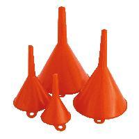 Bidons, Bouchons, Entonnoirs 4 entonnoirs de diam 50 a 120 mm - Pressol