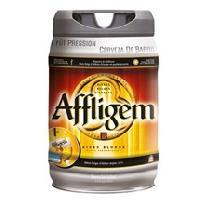 Biere Et Cidre AFFLIGEM Fût de biere Blonde - Compatible Beertender - 5 L - Generique