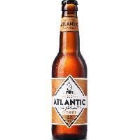 Biere Et Cidre Atlantic des Gabariers - Biere Dorée - 6% Vol. - 33 cl