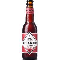 Biere Et Cidre Atlantic des Gabariers - Pineau des Charentes - Biere Rubis - 6% Vol. - 33 cl