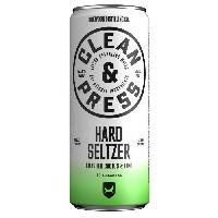 Biere Et Cidre Brewdog Clean Press Cactus Lime - Hard Seltzer 5° - Canette de 33 cl