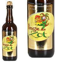 Biere Et Cidre Brugse zot blonde 75cl 6° - Generique