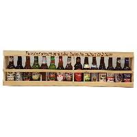 Biere Et Cidre Coffret Bieres Selection du monde - 15 x 33 cl