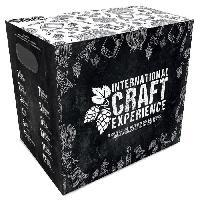 Biere Et Cidre Coffret de 12 bieres - International Craft Experience