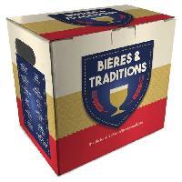 Biere Et Cidre Coffrets de 12 bieres traditions