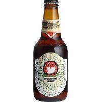 Biere Et Cidre HITACHINO - Nest Japanese Classic - Biere Blonde - 7.0o - 33 cl