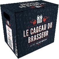Biere Et Cidre Le cadeau du brasseur - 12 bieres